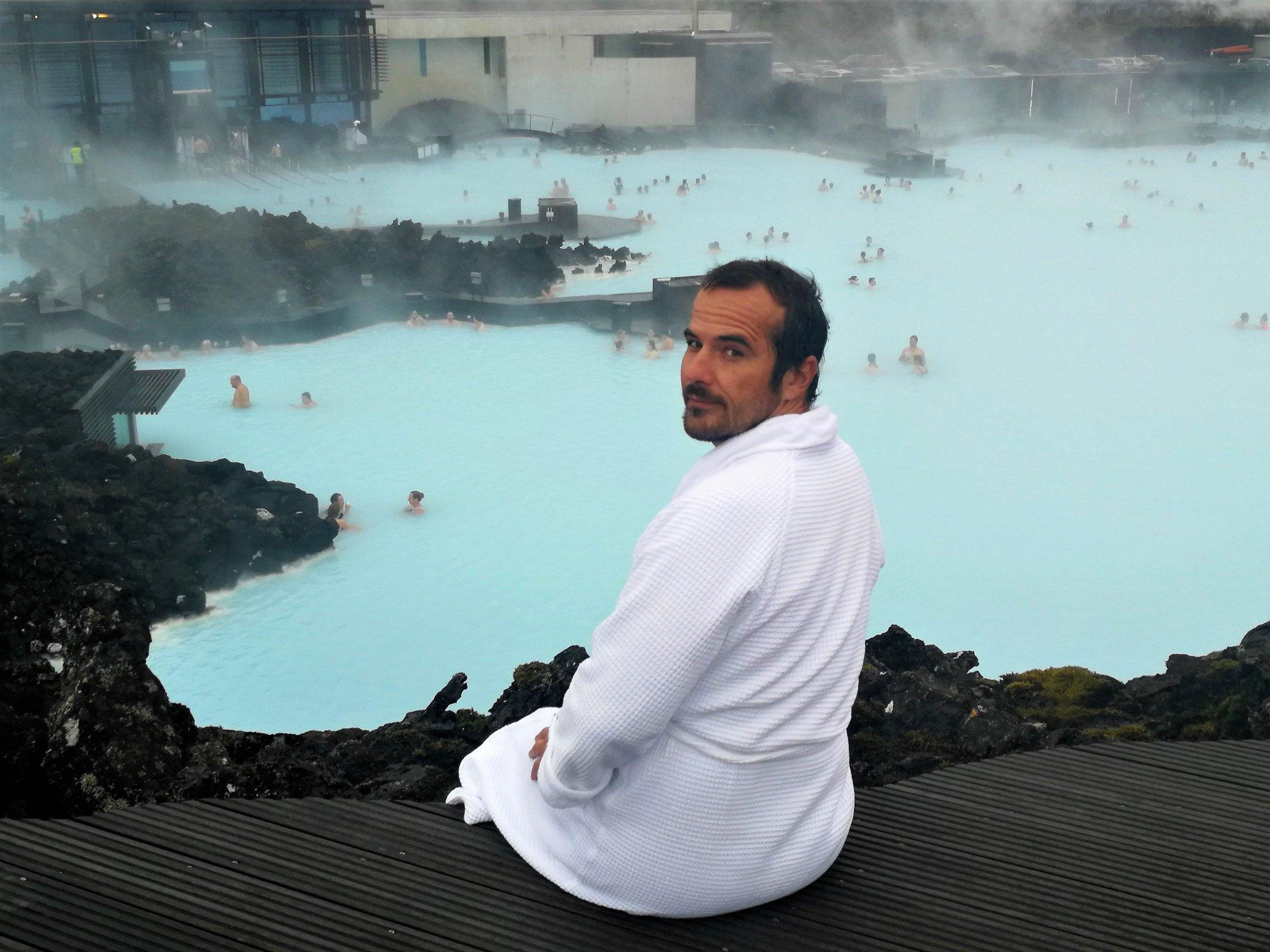 Retreat Spa na Islandu