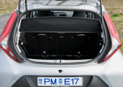 Auto Island kufr Toyota Aygo