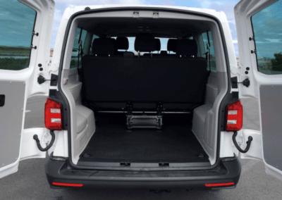 Auto Island kufr Volkswagen Caravelle