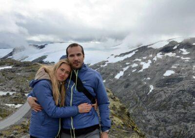 nepromokave bundy na Islandu