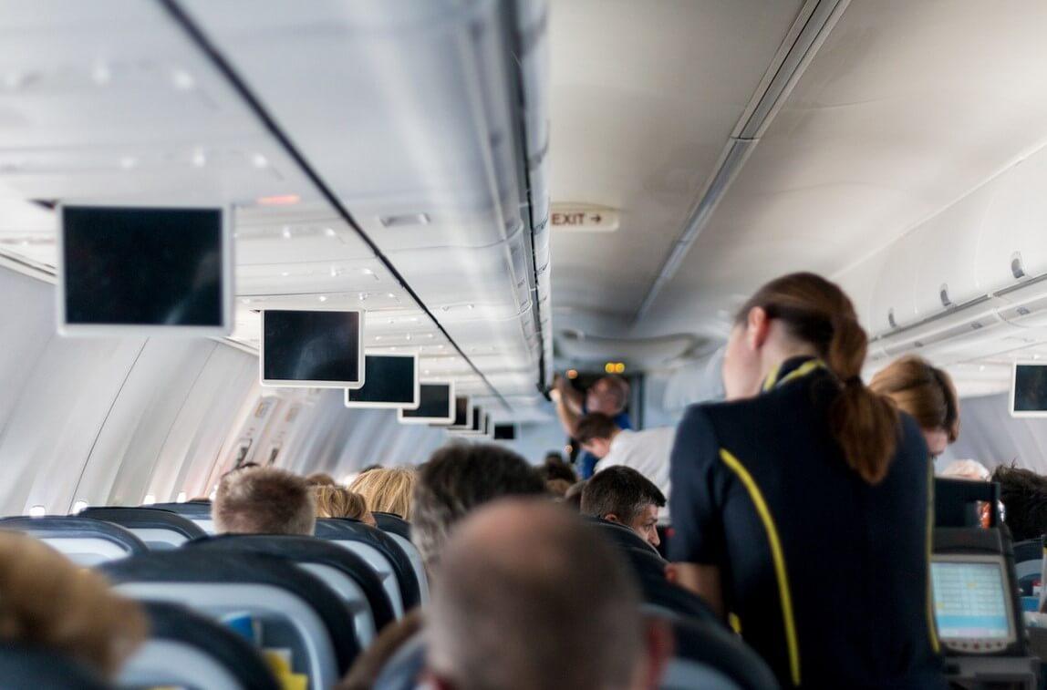 letadlo na Island