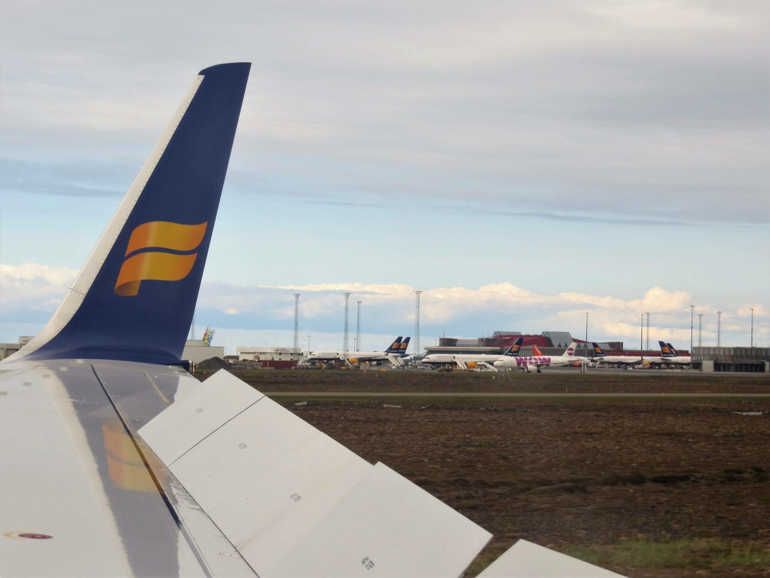 Keflavík mezinárodní letiště